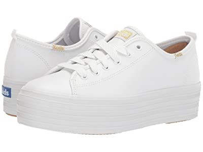 Keds Triple Up Leather Women