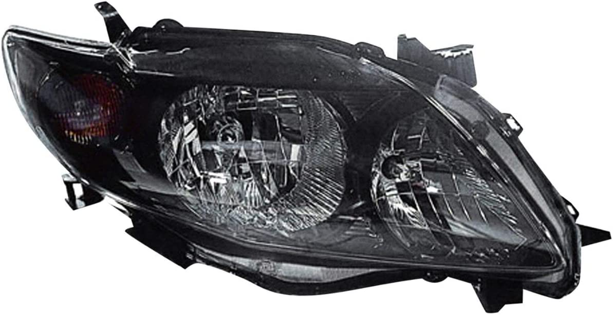 Pacific Best Max 44% OFF P80611 - Replacement Side Headlight Passenger Beauty products
