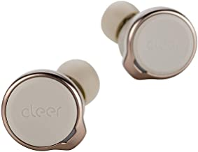 Ally Plus, True Wireless Noise Cancelling Earbuds with 30 Hour Battery, Music & Calls (Warm Grey)