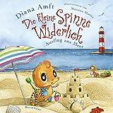 Die kleine Spinne Widerlich - Ausflug ans Meer (Mini-Ausgabe): Band 6
