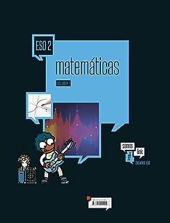 Matematicas ( Tres Volumenes)- 2º ESO (Somoslink) - 9788414002902