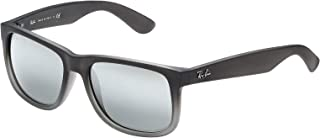 Ray-Ban Wayfarer Unisex Sunglasses - RB4165-852/88-54-16-145mm