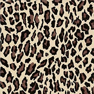 Leopard Print Party Lunch Napkins x 20