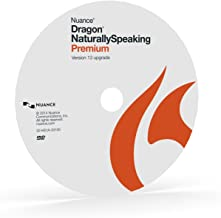 Dragon NaturallySpeaking Premium 13, Upgrade from 11 and Up (Discontinued)
