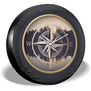Autosunshine auto ruota di scorta pneumatico pneumatico schermo automatico di borse di stoccaggio