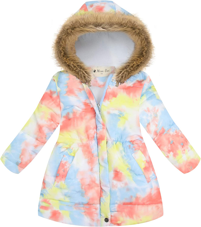 Miss Popular standard Bei Baltimore Mall Girls Boy's Winter Warm Parka Jackets Coat Casu Outwear