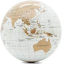Globo terráqueo giratorio - Mapa del mundo autogiratorio - Globo terráqueo giratorio - Accesorios de escritorio de oficina