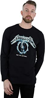 Metallica Men's Ride The Lightning Long Sleeved T-Shirt