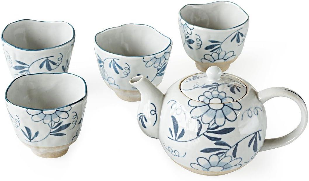 Porcelain Tea Sets Very popular Japanese Vintage shipfree Drinkw Colored Glaze Ceramic