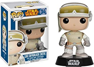 Funko POP Star Wars Hoth Luke Action Figure