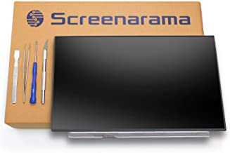 SCREENARAMA New Screen Replacement for NV156FHM-N3D, FHD 1920x1080, IPS, Matte, LCD LED Display with Tools