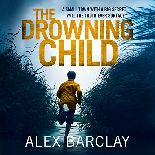 The Drowning Child audiobook cover art