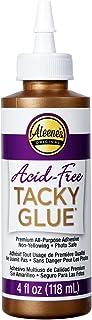 Aleene's 26425 Acid Free Tacky Glue, 118ml