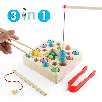 Montessori pädagogische Kinder Spielzeug aus Holz