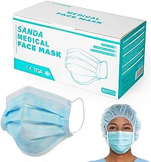 SANDA Face Mask, Pack of 50