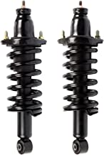 ECCPP Complete Strut Assembly Shock Absorber for 2001 2002 2003 2004 2005 Honda Civic 2pcs Rear Pair