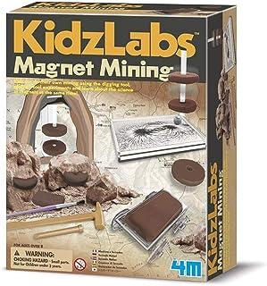 4M KidzLabs Magnet Mining,00-03396