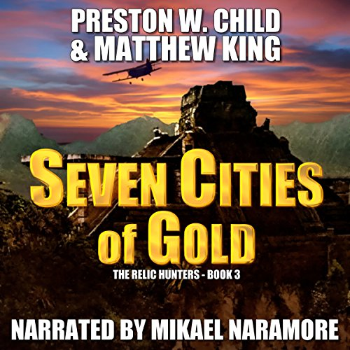 Seven Cities of Gold audiobook cover art