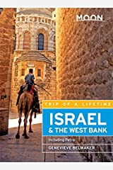 Moon Israel & the West Bank: Including Petra (Moon Handbooks) Paperback