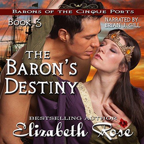 The Baron's Destiny audiobook cover art