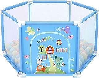 deAO Parque de Juegos Infantil Corralito para Bebé Incluye