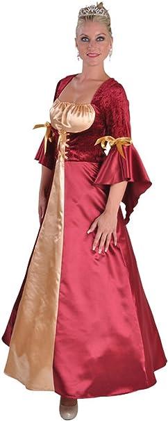 Bordeaux rot kleid lang