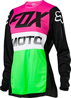 2020 Fox Racing Womens 180 Fyce Jersey-Multi-M