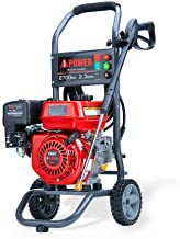 A-iPower APW2700C Gas Powered Pressure Washer 2700 PSI and 2.3 GPM 7HP with 3 Nozzle..