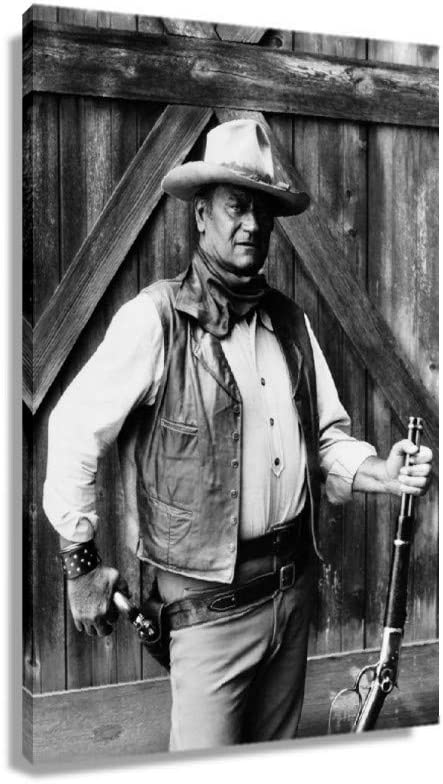 John Wayne Movie Popular shop is the lowest price challenge Poster Painting on National products Pictures for Wall The C Home