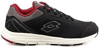 Lotto T6087 Speedrıde Erkek Siyah Yürüyüş Ve Koşu Ayakkabı Siyah Kırmızı