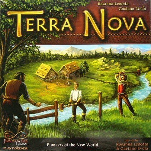 Terra Nova by Winning Moves