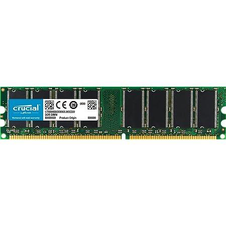 1GB DDR-400 ECC RAM Memory Upgrade for The IBM IntelliStation A Pro PC3200 621736U