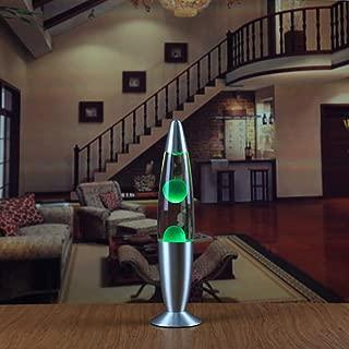 Lava Lamp Tungsten Desk Lamp Atmosphere Light E14 Base Socket Holder for Bedroom Living Room Cafe Shop Restaurant