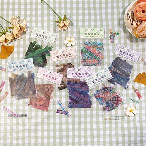 BLOUR Picknick Papier Aufkleber Tagebuch Scrapbooking DIY Briefpapier Aufkleber School60 Pcs/Set