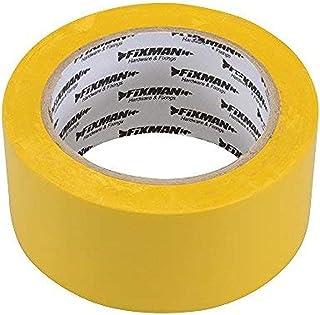Fixman 188245 Heavy Duty Hi-Vis Geel Duct Tape 50mm x 50m
