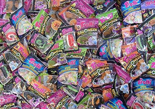 Trolli Wurfmaterial Karneval 5kg Mix Karton mit Trolli Fruchtgummi in Einzelverpackung, 1er Pack (1 x 5kg)
