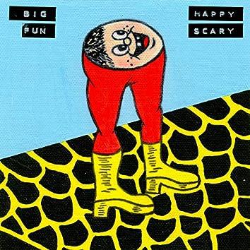 Happy Scary