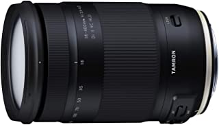 Tamron 18-400 mm f3.5-6.3 Di II VC HLD Lens for Canon DSLR Camera