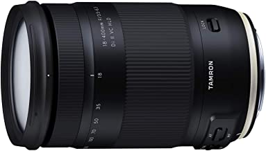 TAMRON high magnification zoom lens 18-400mm F3.5-6.3 DiII VC HLD for Canon APS-C only B028E(International Version - No Warranty)