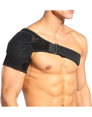 d94e62e42d2c0 Yosoo 肩サポーター ショルダーサポート 脱臼 五十肩 四十肩 肩痛補 アイスパック入る