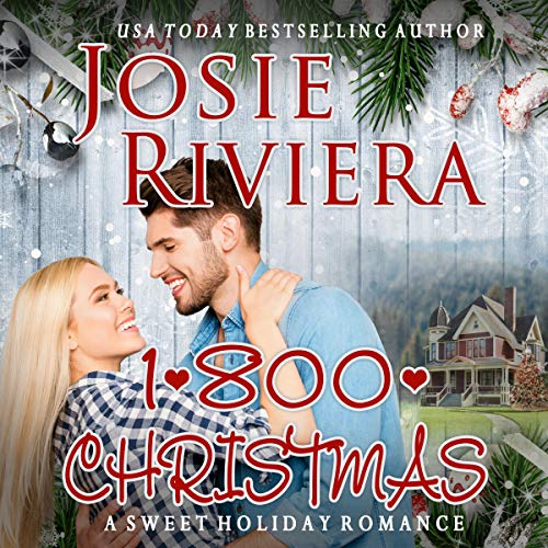 1-800-Christmas audiobook cover art