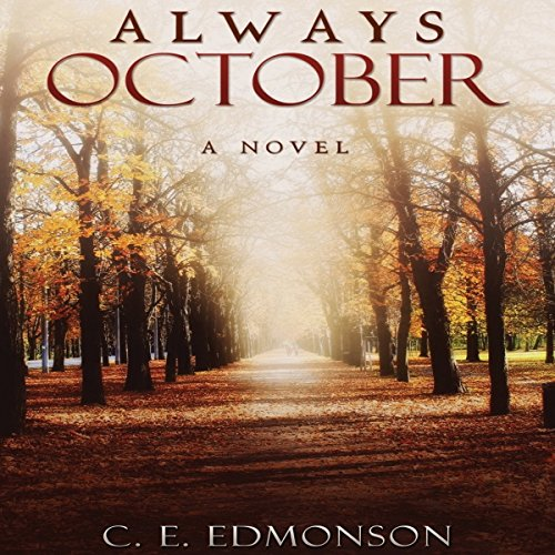 Always October audiobook cover art