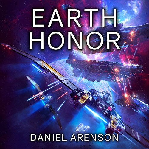 Earth Honor audiobook cover art