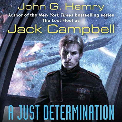 A Just Determination cover art