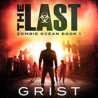 The Last Zombie Ocean, Book 1 audiobook cover art