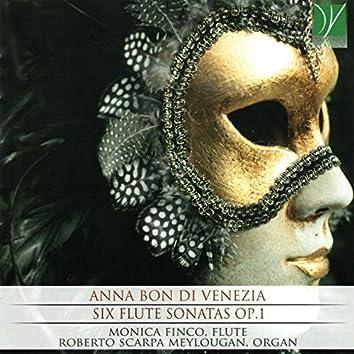 Six Flute Sonatas, Op. 1