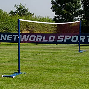 ProCourt Badminton Posts & Net Package
