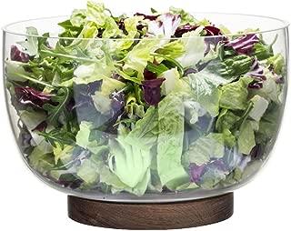 oak salad bowl