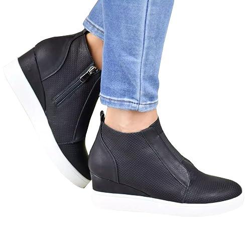 4beff1e810309 Wedge Gym Shoes: Amazon.com