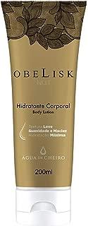 Hidratante Corporal Obelisk Nuit - 200ml Agua de Cheiro